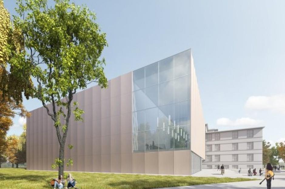 Rybnik: Projekt nowej sali koncertowej z szansą na dofinansowanie z UE