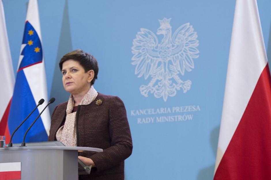 Beata Szydło o programie Mieszkanie plus: To priorytet dla ministra Adamczyka