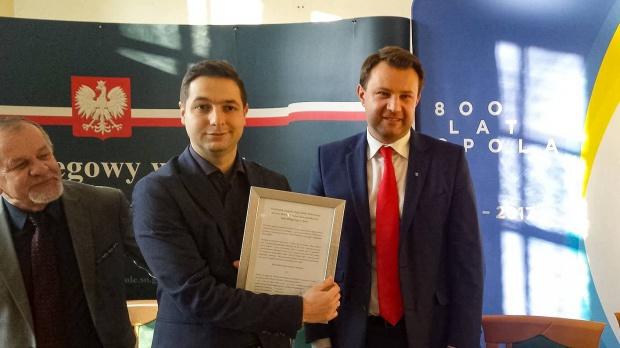 Przekazanie budynku szkoły na rzecz SP (fot. UM Opole)
