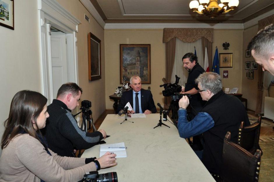 Prezydent Przemyśla, Robert Choma może już wjechać na Ukrainę