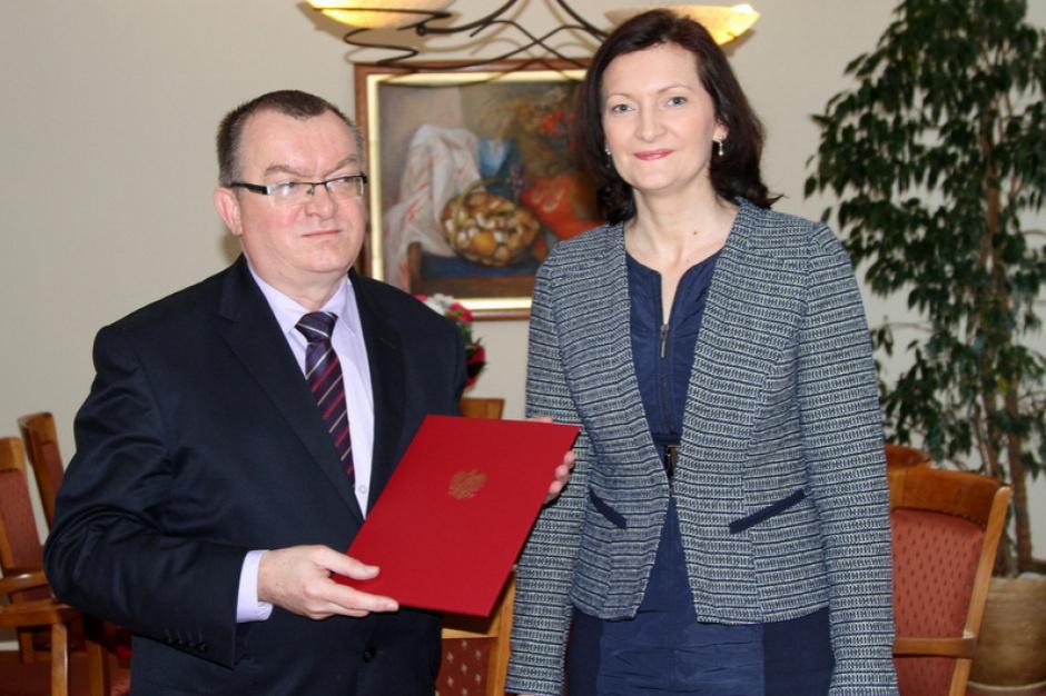 Witold Lechowski, wicewojewoda podkarpacki odwołany przez Beatę Szydło