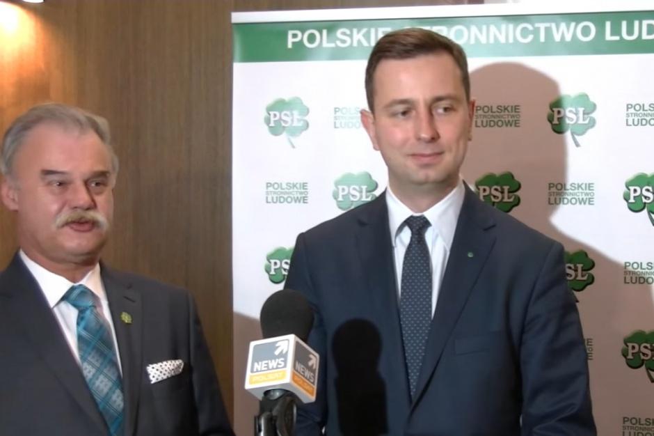 Władysław Kosiniak-Kamysz, PSL: Jesteśmy gotowi w każdej chwili do wyborów samorządowych