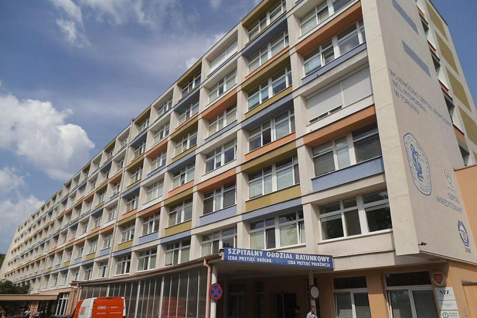 Toruń: Tak powstaje nowy kompleks szpitala wojewódzkiego