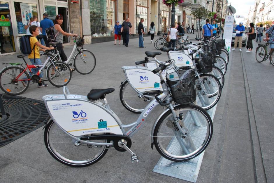 Łódź, rower miejski: Przybędzie 50 nowych stacji. Gdzie?