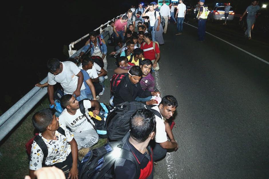 Projekt przewiduje wprowadzenie do krajowego systemu azylowego procedury trybu granicznego (fot. Rlevente/Wikipedia/CC BY-SA 3.0)