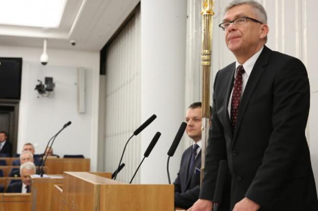 Karczewski: Na referendum ws. reformy oświaty jest za późno. Ustawa zatwierdzona