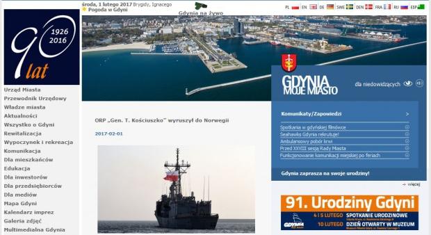 Strona Gdyni