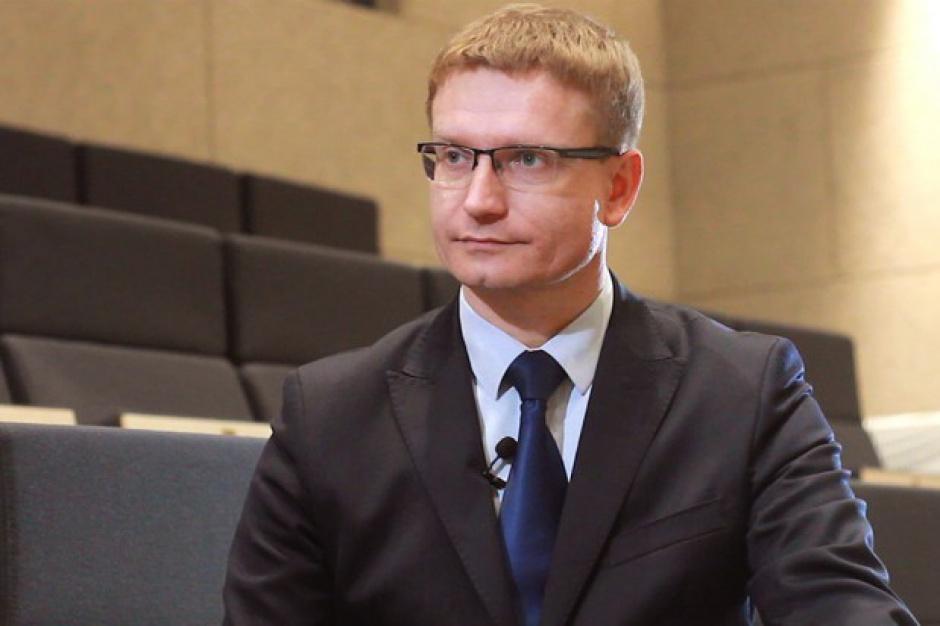 """Ograniczenie liczby kadencji: Krzysztof Matyjaszczyk """"za"""" referendum"""