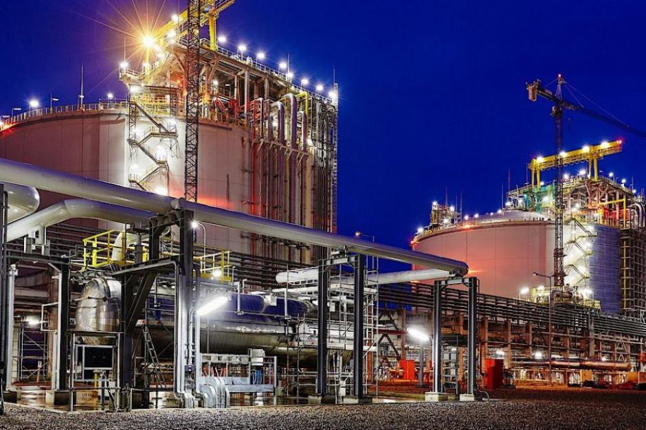 Świnoujście bogaci się dzięki terminalowi LNG