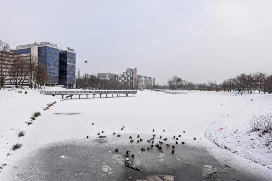 Warszawa: Nowe parki w Ursusie i na Mokotowie
