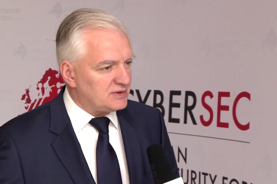 Jarosław Gowin o projekcie ws. Warszawy: Nie tak się umawialiśmy z PiS