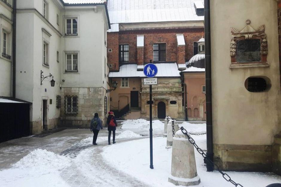 Kraków: Estetyka miasta to także znaki drogowe