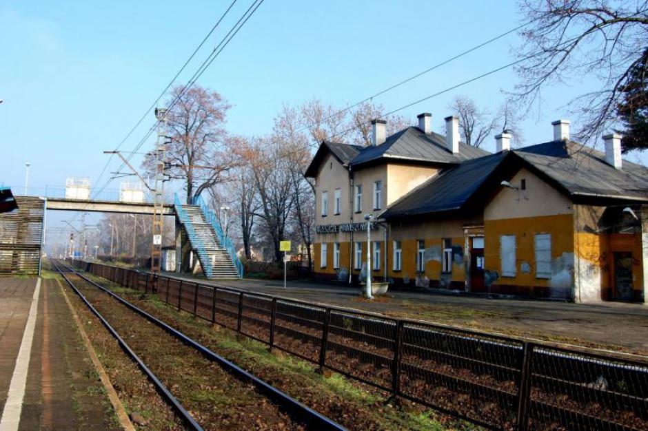 Brzeszcze: Do rodzinnej miejscowości Beaty Szydło wróciły pociągi