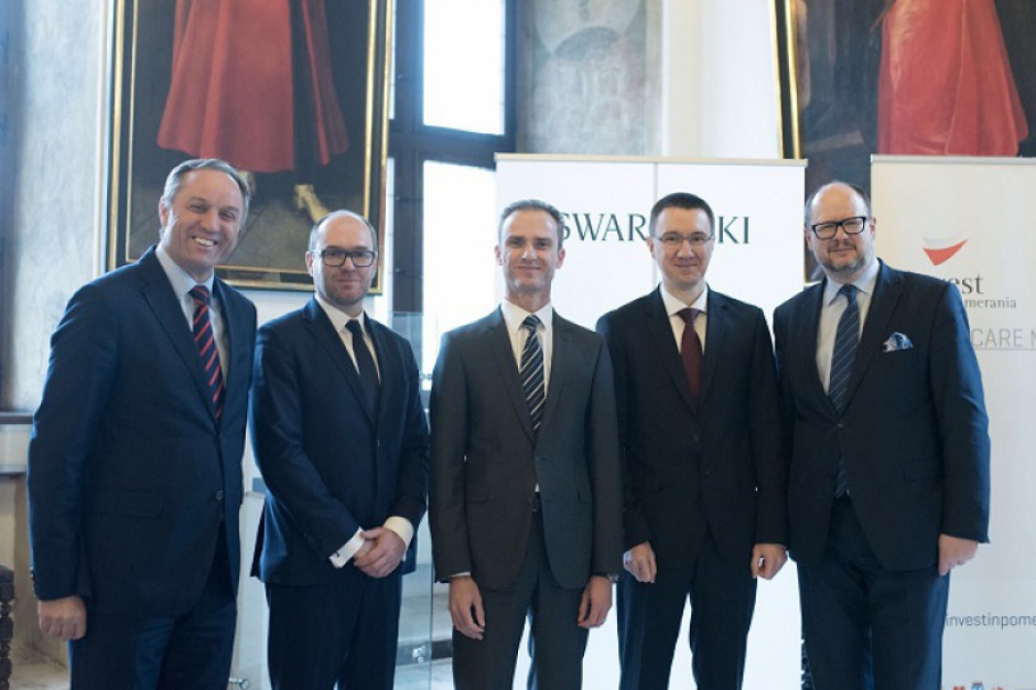 Firma Swarovski otwiera w Gdańsku globalne centrum usług