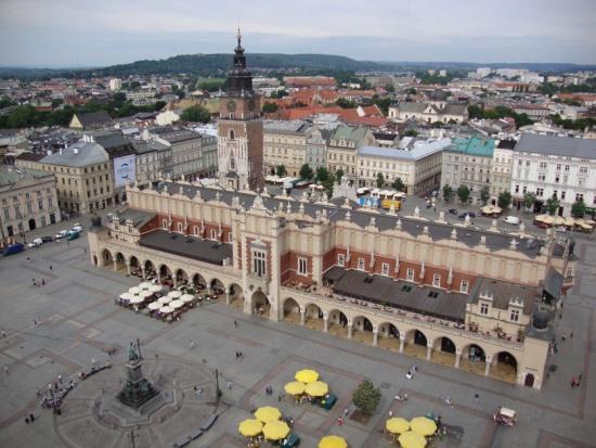 Alarm smogowy w Krakowie odwołany
