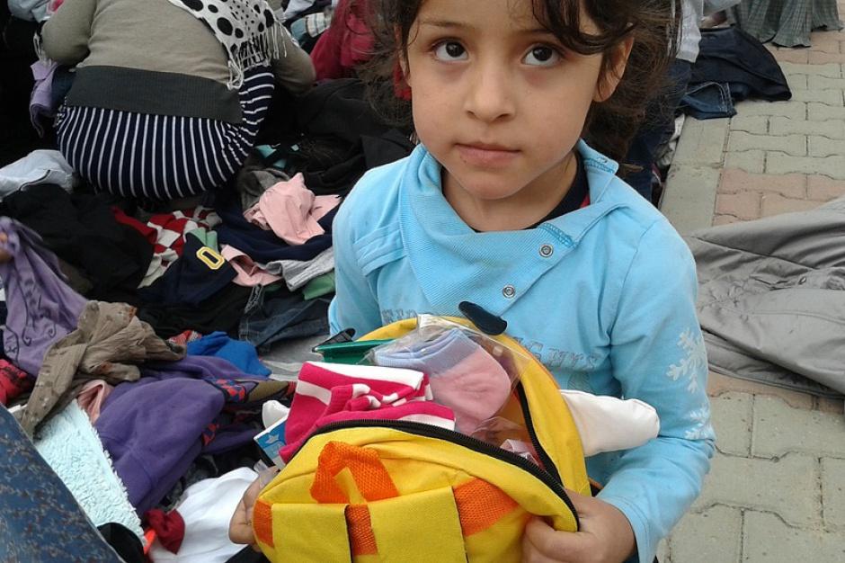 Jacek Karnowski chce przyjąć sieroty z Syrii. Co na to rząd?