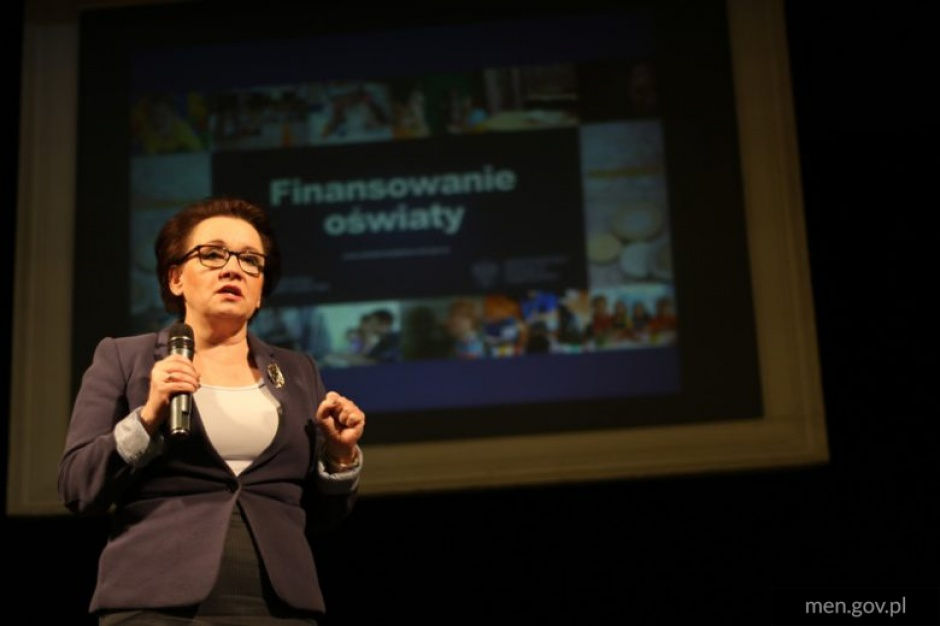 MEN ogłosił konkurs na dyrektora Ośrodka Rozwoju Edukacji