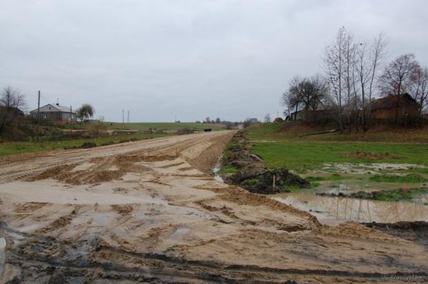 Radom, drogi: W ciągu roku utwardzono ponad 40 ulic o nawierzchni gruntowej
