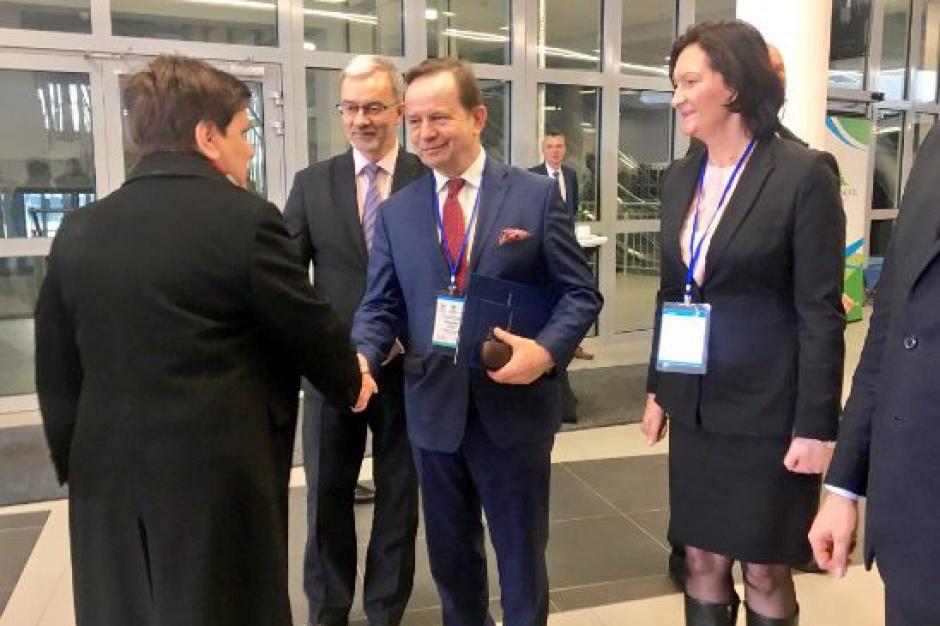 Ogólnopolskie Noworoczne Spotkanie Samorządów: Premier Szydło na spotkaniu z samorządowcami