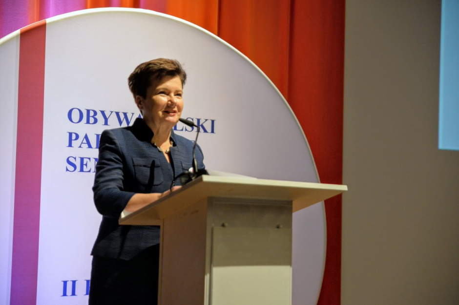 Oskar Hejka (PiS): Gronkiewicz-Waltz zwróciła więcej nieruchomości, niż wszyscy poprzedni prezydenci