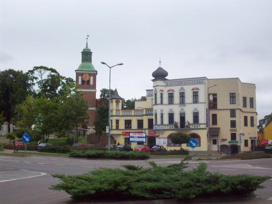 W Węgorzewie powstanie rondo za 3,5 mln zł