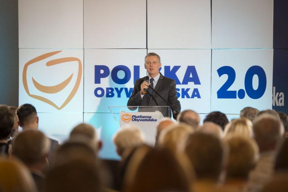 Tomasz Siemoniak: Listy PO w wyborach samorządowych będą otwarte na społeczników