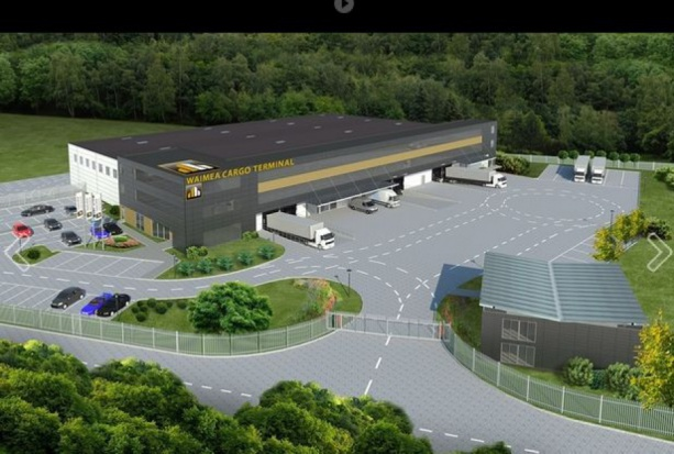 Jasionka, lotnisko: Terminal cargo gotowy w czerwcu 2017 r.