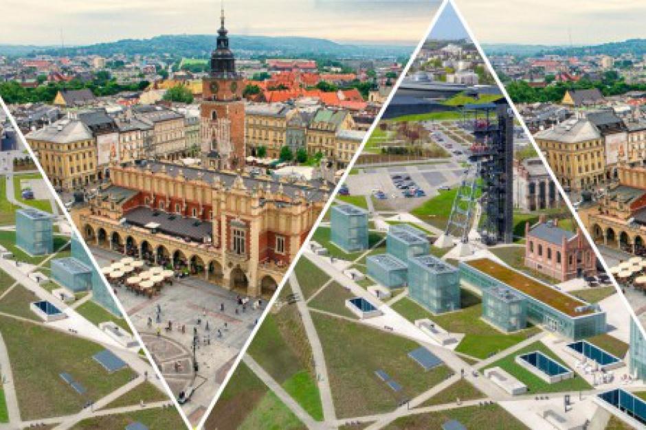 Kongres Miast Kreatywnych odbędzie się w Katowicach i Krakowie