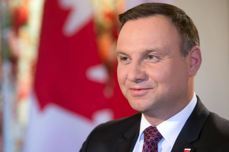 Andrzej Duda o referendach lokalnych: Decyzja należy do mieszkańców