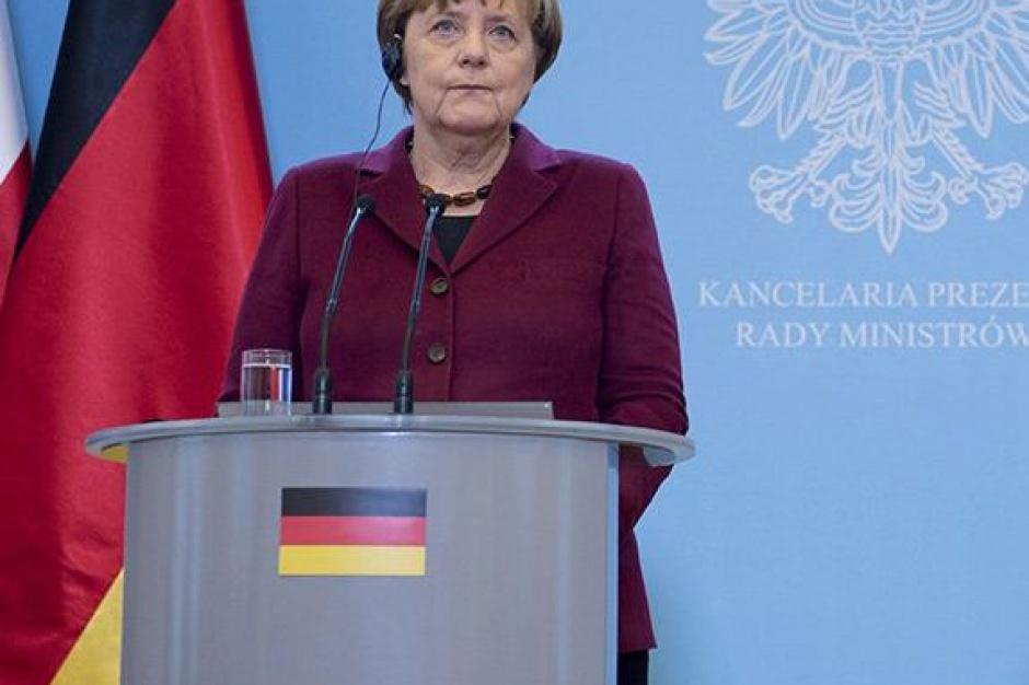Powiększenie Opola: o sytuację mniejszości niemieckiej pyta kanclerz Angela Merkel