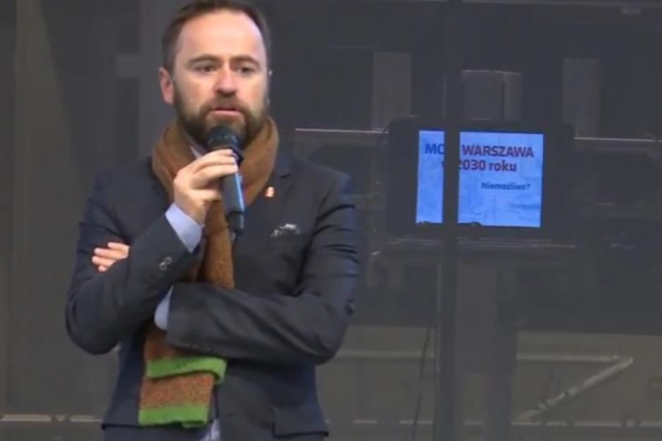 Michał Olszewski: Samorządy oburzone ekspresową ścieżką prac nad projektem ws. metropolii