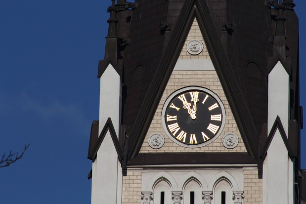 Samorządowcy upamiętnili w Cieszynie 500. rocznicę Reformacji