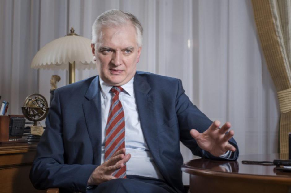 Jarosław Gowin o metropolii warszawskiej: Ktoś się pośpieszył