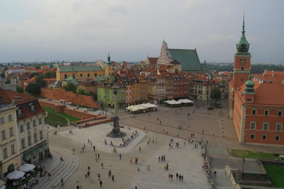 Michał Olszewski: Powiększenie Warszawy tylko jeśli mieszkańcy się zgodzą