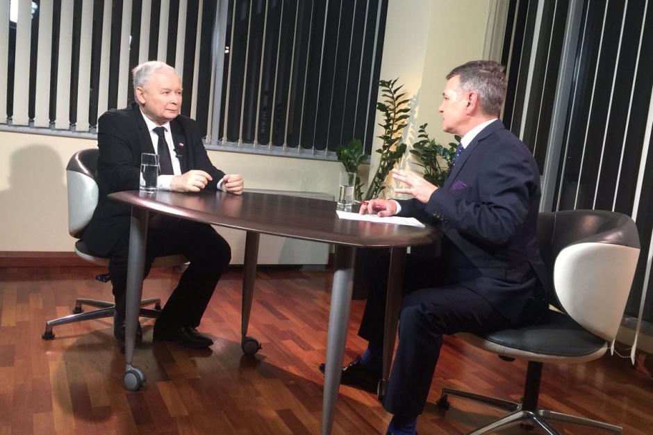 Jarosław Kaczyński: Metropolia w Warszawie to był projekt PO