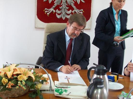Andrzej Banaszyński, wójt Mieściska: Rządzę 35 lat i słyszę dzisiaj, że jestem przestępcą