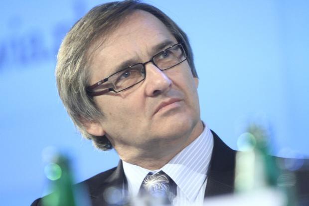 Prezes Naczelnej Rady Lekarskiej Maciej Hamankiewicz (Fot. PTWP)
