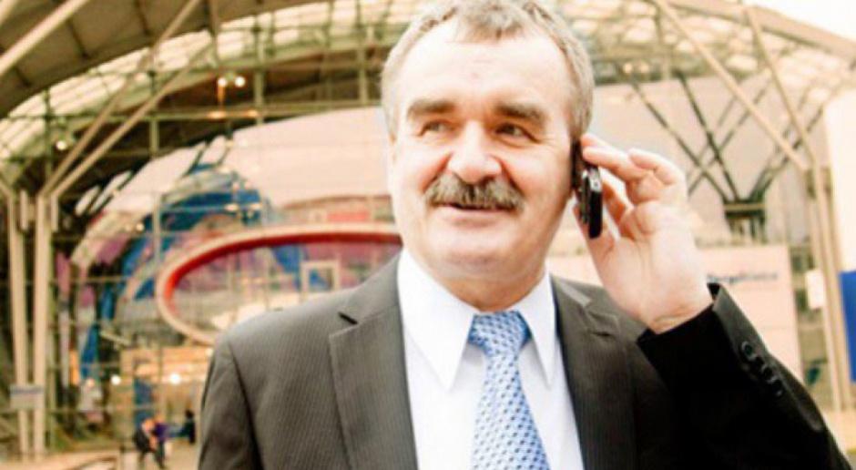Wojciech Lubawski, prezydent Kielc, źródło: lubawski.pl