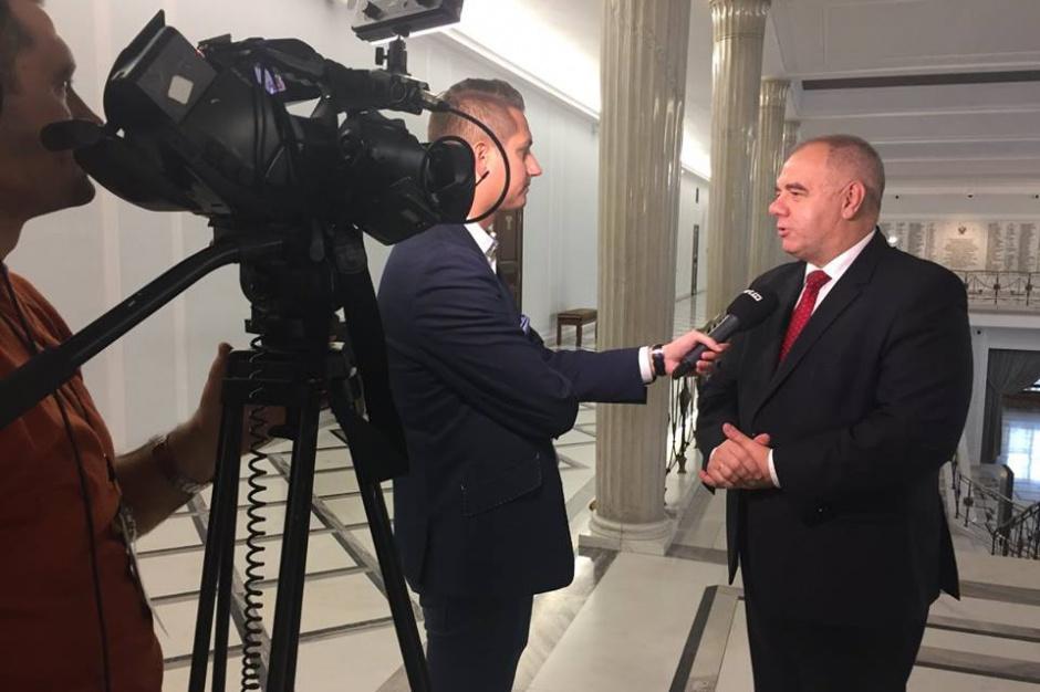 Jacek Sasin: Nie planujemy wprowadzać komisarza w Warszawie
