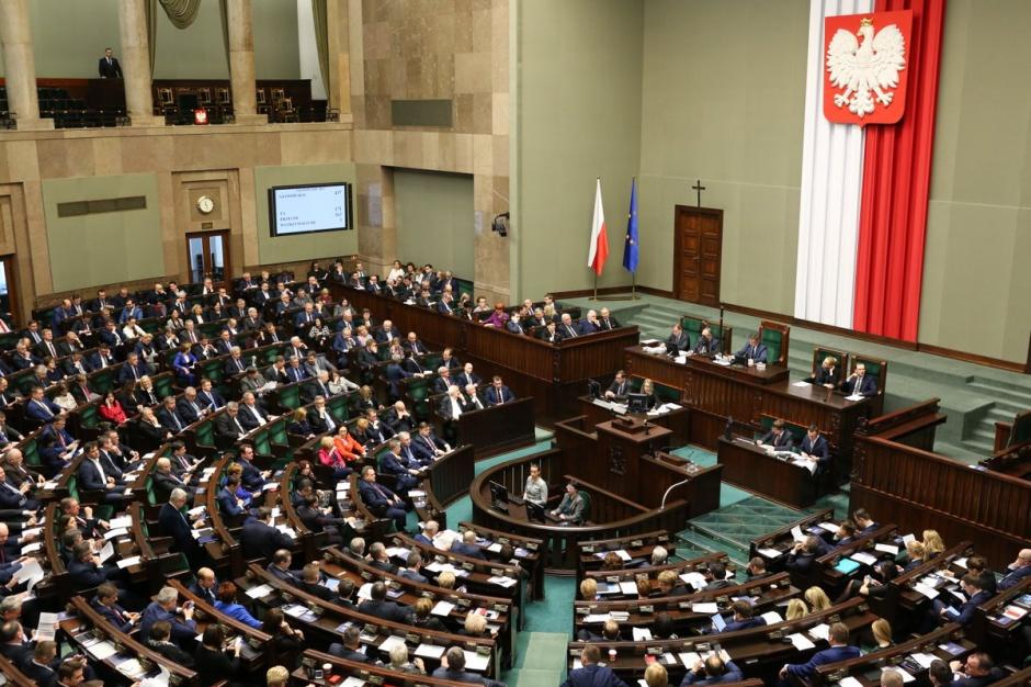 Sejm rozpoczął prace nad projektem ustawy metropolitalnej dla woj. śląskiego