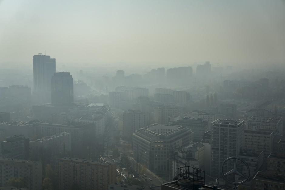 Nowoczesna: Podejście PiS do problemu smogu jest zatrważająco lekceważące