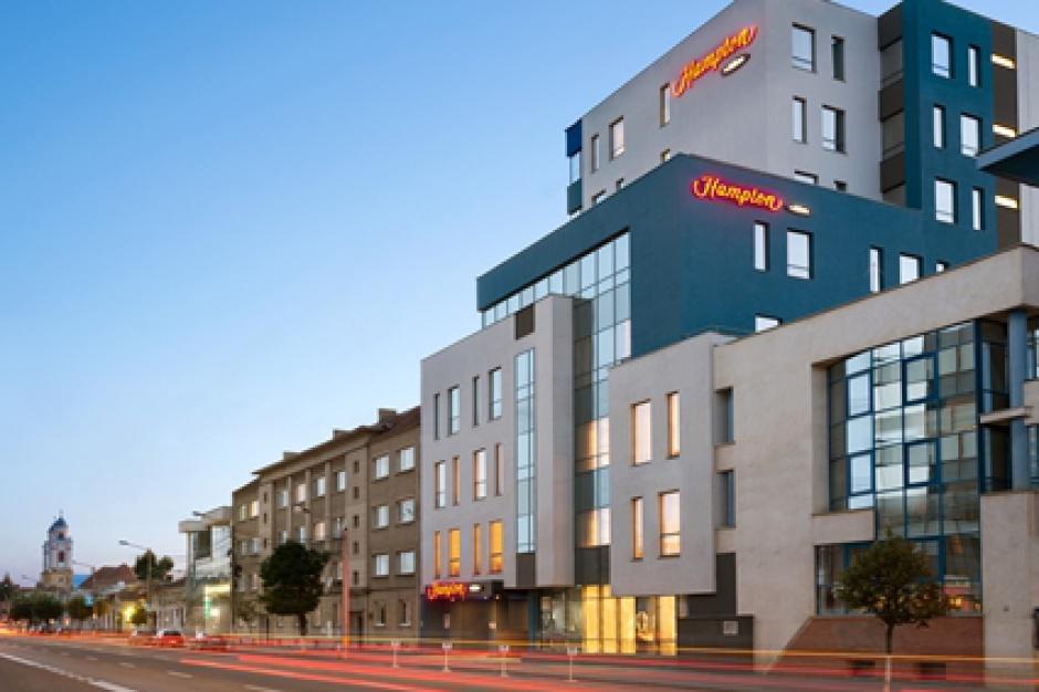 W Poznaniu powstanie hotel Hampton by Hilton