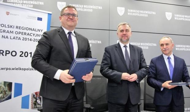 Ponad 25 mln zł z UE dla Aglomeracji Kalisko–Ostrowskiej