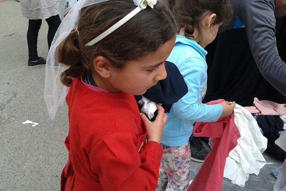 Dzieci z Aleppo będą leczone w Krakowie