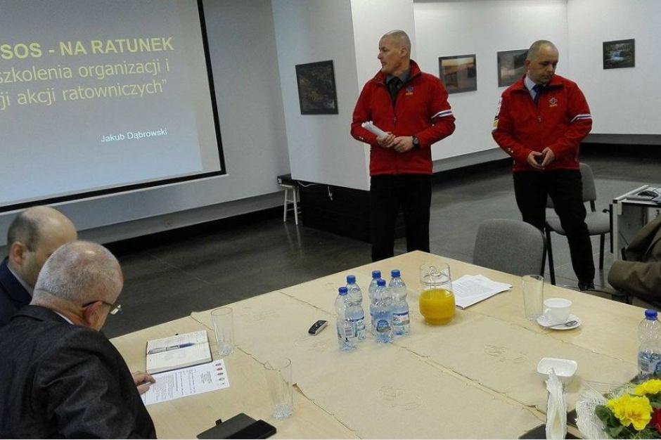 Podkarpackie: Samorząd wojewódzki popiera stworzenie centrum szkolenia GOPR