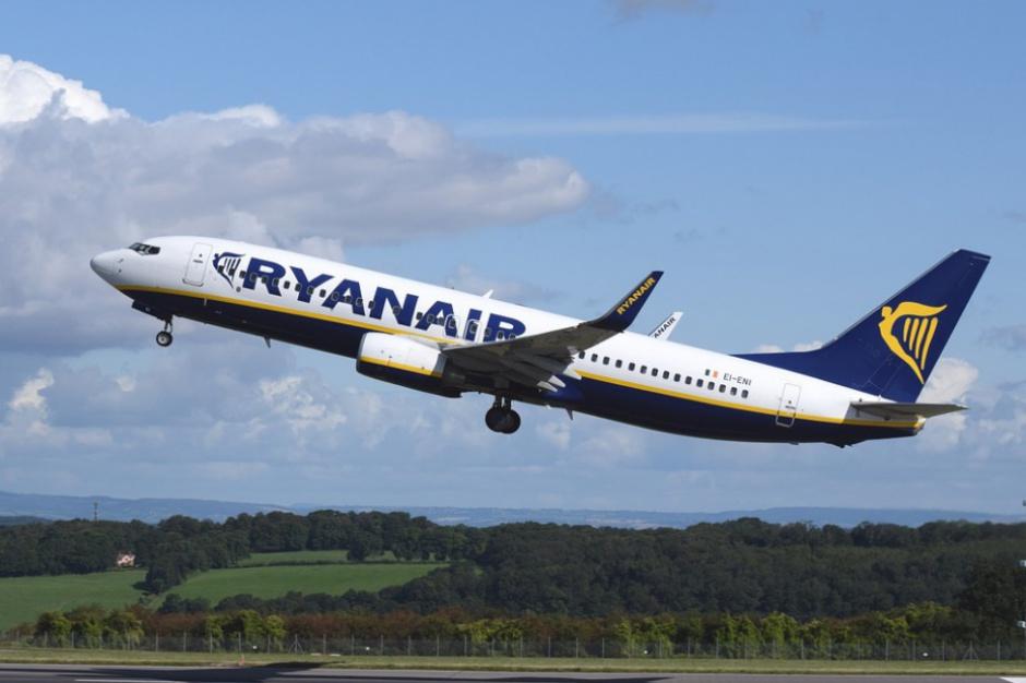 Ryanair zapowiada kolejne nowe połączenia z Wrocławia
