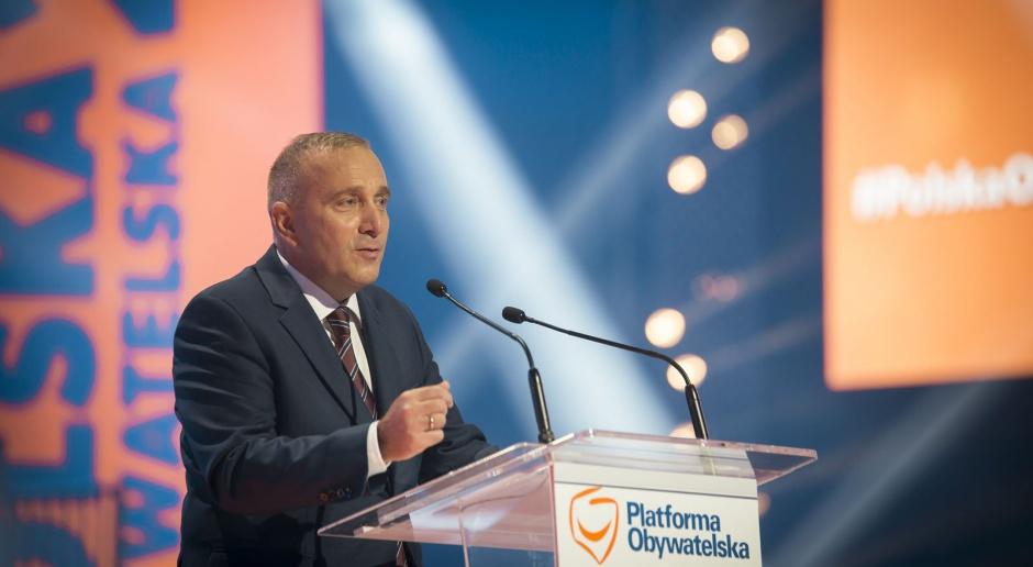 Strategia partii opozycyjnej to mocni kandydaci mogący jednoczyć opozycję. Grzegorz Schetyna i Tomasz Siemoniak podkreślają, że PO ma duże zaplecze z którego można wybierać, źródło: PO/twitter.com
