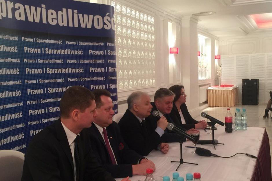 Jarosław Kaczyński: Polskie samorządy trzeba przewietrzyć