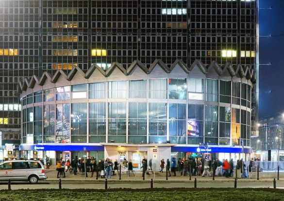 Rewitalizacja Rotundy: Miejskie obiekty powinny łączyć funkcje komercyjne ze społecznymi