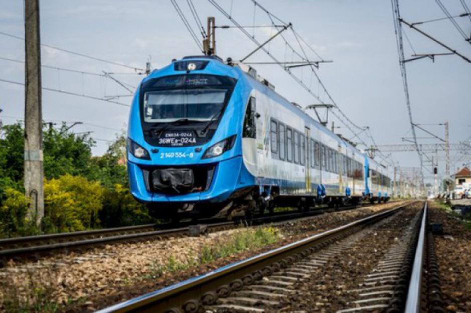 Kolejne dwa pociągi Pesy trafią na Śląsk
